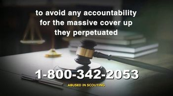 AVA Law Group, Inc TV Spot, 'Abused in Scouting: Bankruptcy' - Thumbnail 4