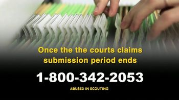 AVA Law Group, Inc TV Spot, 'Abused in Scouting: Bankruptcy' - Thumbnail 7