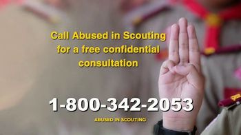 AVA Law Group, Inc TV Spot, 'Abused in Scouting: Bankruptcy'