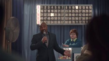 AT&T Wireless TV Spot, 'Bingo: $10' Featuring Steve Harvey - Thumbnail 4