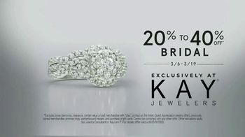 Kay Jewelers TV Spot, 'OMG Yes: 20 to 40 Percent Off' Song by Harriet Whitehead - Thumbnail 10