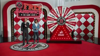Jimmy John's Freaky Fast Rewards TV Spot, 'Game Show' - Thumbnail 1