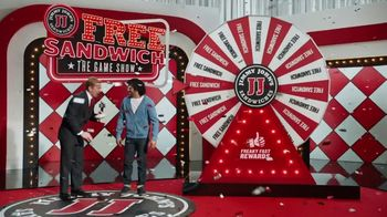 Jimmy John's Freaky Fast Rewards TV Spot, 'Game Show' - Thumbnail 9