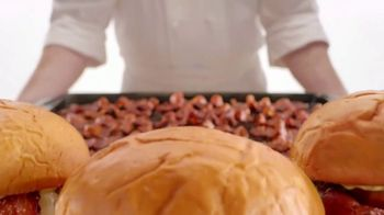 Arby's Brown Sugar Bacon Sandwiches TV Spot, 'Long Hard Life' Song by YOGI - Thumbnail 4