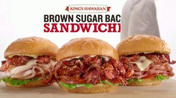 Arby's Brown Sugar Bacon Sandwiches TV Spot, 'Long Hard Life' Song by YOGI - Thumbnail 8