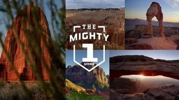Utah Office of Tourism TV Spot, 'The Mighty Five' - Thumbnail 1