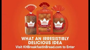 King's Hawaiian Breakfast in Bread Contest TV Spot, '$500 Grand Prize' - Thumbnail 5
