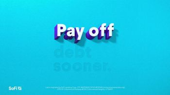 SoFi TV Spot, 'SoFi Members Get Their Money Right: No. 1 Source of Stress' Song by Labrinth - Thumbnail 4