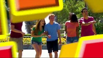 Six Flags Spring Break Sale TV Spot, 'Out of the Ordinary: Save Up to $30' - Thumbnail 1