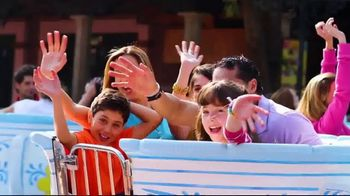 Six Flags Spring Break Sale TV Spot, 'Out of the Ordinary: Save Up to $30' - Thumbnail 2