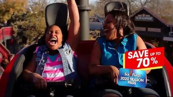 Six Flags Spring Break Sale TV Spot, 'Out of the Ordinary: Save Up to $30' - Thumbnail 6