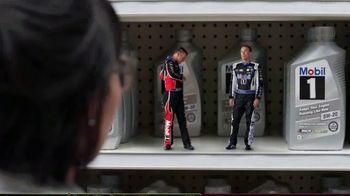 Mobil 1 TV Spot, 'Raving' Featuring Kevin Harvick, Clint Bowyer - Thumbnail 2