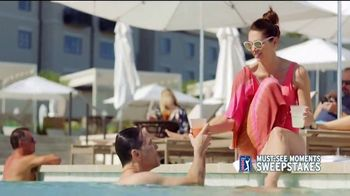 PGA TOUR Must-See Moments Sweepstakes TV Spot, 'Austin: Foodies' - 125 commercial airings