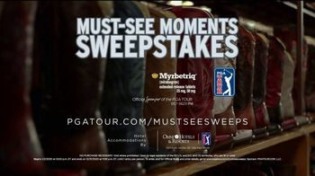 PGA TOUR Must-See Moments Sweepstakes TV Spot, 'Austin: Foodies' - Thumbnail 9