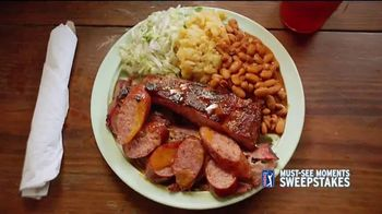 PGA TOUR Must-See Moments Sweepstakes TV Spot, 'Austin: Foodies' - Thumbnail 2