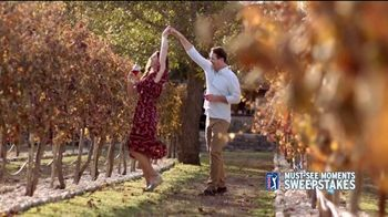 PGA TOUR Must-See Moments Sweepstakes TV Spot, 'Austin: Foodies' - Thumbnail 5