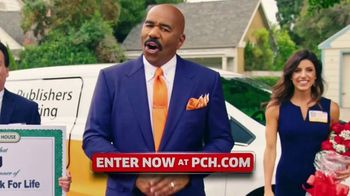 Publishers Clearing House TV Spot, 'Alright: $7,000 a Week' Featuring Steve Harvey - Thumbnail 1