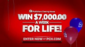 Publishers Clearing House TV Spot, 'Alright: $7,000 a Week' Featuring Steve Harvey - Thumbnail 10