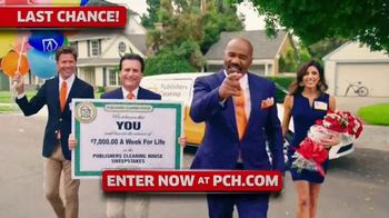 Publishers Clearing House TV Spot, 'Alright: $7,000 a Week' Featuring Steve Harvey - Thumbnail 2