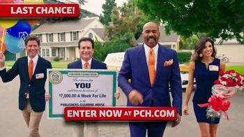Publishers Clearing House TV Spot, 'Alright: $7,000 a Week' Featuring Steve Harvey - Thumbnail 3