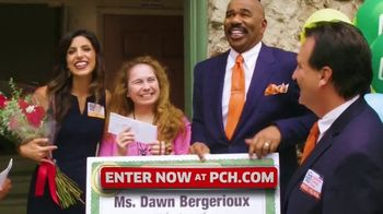 Publishers Clearing House TV Spot, 'Alright: $7,000 a Week' Featuring Steve Harvey