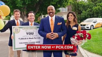Publishers Clearing House TV Spot, 'Alright: $7,000 a Week' Featuring Steve Harvey - Thumbnail 6