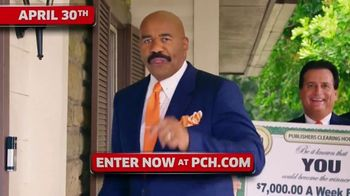 Publishers Clearing House TV Spot, 'Alright: $7,000 a Week' Featuring Steve Harvey - Thumbnail 8