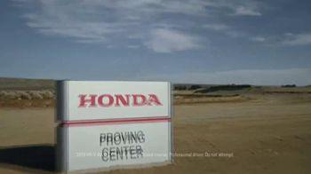 2019 Honda HR-V TV Spot, 'Typical Day' [T1] - Thumbnail 2