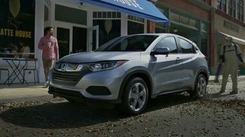 2019 Honda HR-V TV Spot, 'Typical Day' [T1] - 41 commercial airings