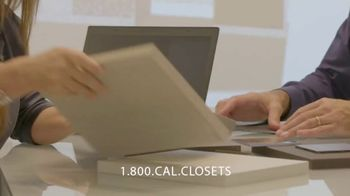 California Closets Lighting & Accessories Sales Event TV Spot, 'Save up to $1,000' - Thumbnail 7