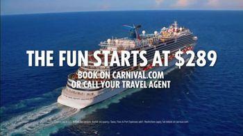 Carnival TV Spot, 'Birthday: Fun Genes: $289' - Thumbnail 8