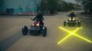 Can-Am Ryker TV Spot, 'See How Different the World Looks' - Thumbnail 7