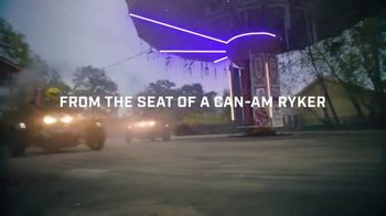 Can-Am Ryker TV Spot, 'See How Different the World Looks' - Thumbnail 9