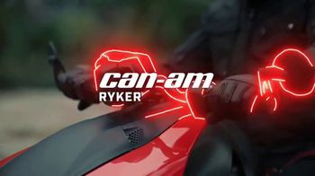 Can-Am Ryker TV Spot, 'See How Different the World Looks'