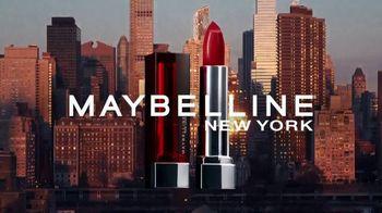 Maybelline New York Color Sensational Creams TV Spot, 'A New Feeling' - Thumbnail 5