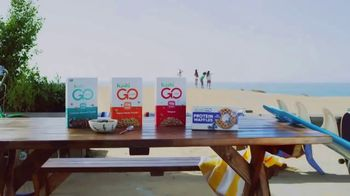 Kashi GO TV Spot, 'Not Just Any Cereal' - Thumbnail 9