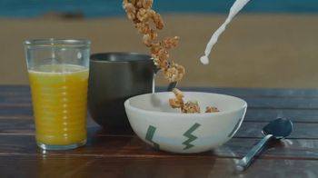 Kashi GO TV Spot, 'Not Just Any Cereal' - Thumbnail 5