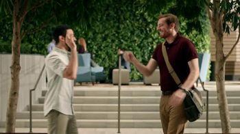Zaxby's Southern TLC Sandwich Meal TV Spot, 'Awkward Greeting' - Thumbnail 2