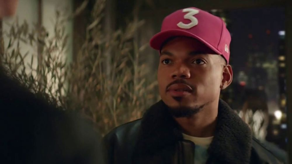 Quibi TV Commercial, 'Restaurant' Featuring Chance the Rapper