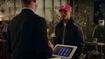 Quibi TV Spot, 'Restaurant' Featuring Chance the Rapper - Thumbnail 1