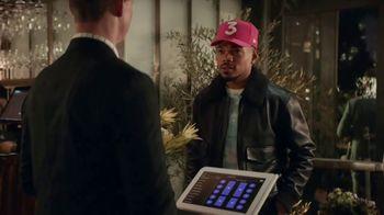Quibi TV Spot, 'Restaurant' Featuring Chance the Rapper - Thumbnail 3