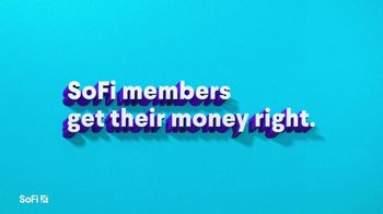 SoFi TV Spot, 'SoFi Members Get Their Money Right: Better' Song by Labrinth' - Thumbnail 5