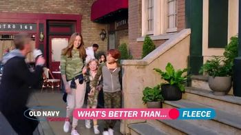 Old Navy TV Spot, 'What's Better Than Fleece?' Featuring Neil Patrick Harris, Billy Eichner - Thumbnail 4
