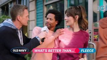 Old Navy TV Spot, 'What's Better Than Fleece?' Featuring Neil Patrick Harris, Billy Eichner - Thumbnail 6