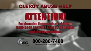 The Sentinel Group TV Spot, 'Clergy Abuse' - Thumbnail 2