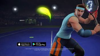 Tennis Clash TV Spot, 'Become a Tennis Legend' - Thumbnail 6