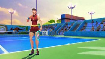 Tennis Clash TV Spot, 'Become a Tennis Legend' - Thumbnail 2