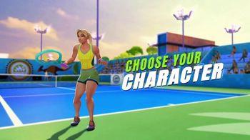 Tennis Clash TV Spot, 'Become a Tennis Legend' - Thumbnail 4