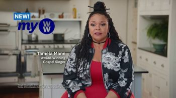 myWW TV Spot, 'Join Free Plus 30 Off' Featuring Tamela Mann, Song by Spencer Ludwig - Thumbnail 1