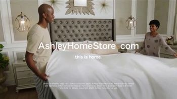 Ashley HomeStore Best of the Best Mattress Sale TV Spot, 'Ends Monday: Delivery' - Thumbnail 9